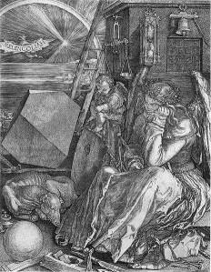 Dürer's Melancholia